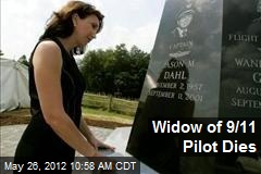 Widow of 9/11 Pilot Dies