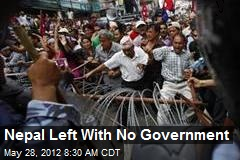 Nepal Left With No Government
