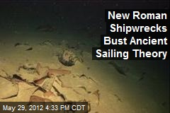 New Roman Shipwrecks Bust Ancient Sailing Theory