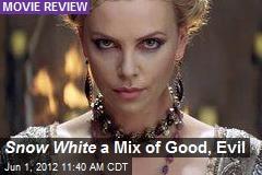 Snow White a Mix of Good, Evil