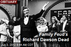 Family Feud's Richard Dawson Dead