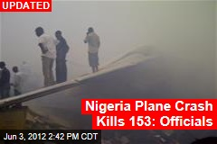 Passenger Plane Crashes Into Nigeria Building
