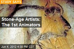 Stone-Age Artists: The 1st Animators