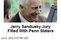 Jerry Sandusky Jury Filled With Penn Staters