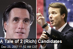 A Tale of 2 (Rich) Candidates