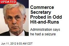 Commerce Secretary Bryson Probed in Hit-and-Run