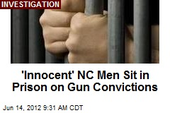 Many Innocent NC Men Sit in Jail on Gun Charges