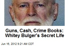 Guns, Cash, Crime Books: Whitey Bulger's Secret Life