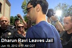 Dharun Ravi Leaves Jail