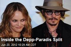 Inside the Depp-Paradis Split