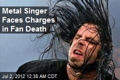 Metal Singer Randy Blythe Faces Charges in Fan Death