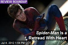 Spider-Man Is a Retread With Heart