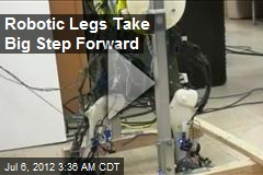 Big Step Forward for Robotic Legs