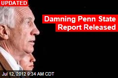 Damning Penn State Report Released