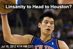 Lin Nicked From Knicks?