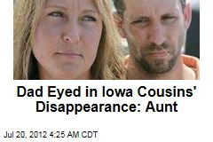 Dad Eyed in Girls' Disappearance: Aunt