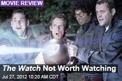 The Watch Not Worth Watching