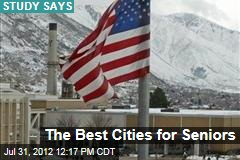 The Best Cities for Seniors