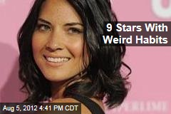 9 Stars With Weird Habits