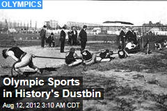 Olympic Sports in History's Dustbin