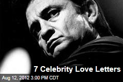 7 Celebrity Love Letters