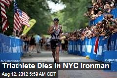 Triathlete Dies in NYC Ironman