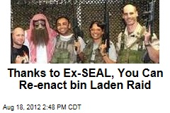 Ex-SEAL Runs Studio for 'Killing bin Laden'
