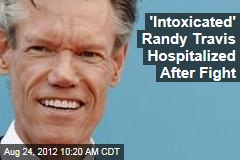 'Intoxicated' Randy Travis Hospitalized After Fight