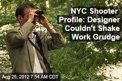 NYC Shooter Profile: Designer Couldn't Shake Work Grudge