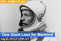 'One Giant Loss for Mankind'
