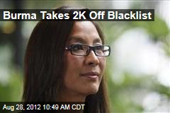 Burma Takes 2K Off Blacklist