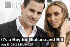 It's a Boy for Giuliana and Bill