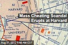 Harvard Probes Dozens for Cheating