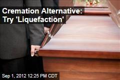 Cremation Alternative: Try 'Liquefaction'