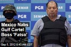 Mexico Nabs Gulf Cartel Boss 'Fatso'