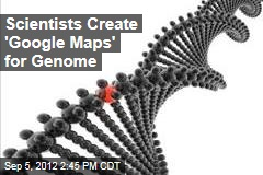 Scientists Create 'Google Maps' for Genome