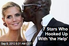 7 Stars Who Hooked Up With 'the Help'