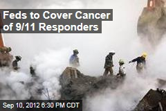 Cancer Added to 9/11 Health Program