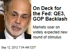Fed Expected to Boost Economy, Anger GOP