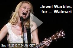 Jewel Warbles for ... Walmart