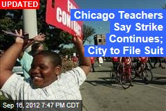 No School Tomorrow: Chicago Strike Continues