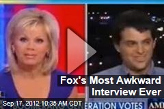 Fox's Most Awkward Interview Ever