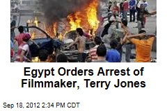 Egypt Orders Arrest of Filmmaker, Terry Jones