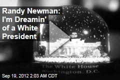 Randy Newman: I'm Dreamin' of a White President