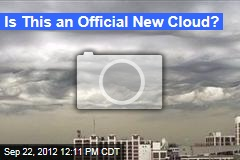 Is This an Official New Cloud?
