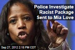 Police Investigate Racist Package Sent to Mia Love