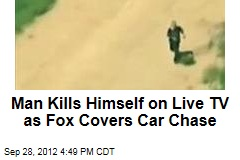 Man Shoots Himself Live on Fox News