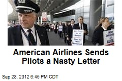 American Airlines' Labor Dispute Gets Nasty