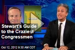 Stewart's Guide to the Craziest Congressmen
