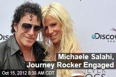 Michaele Salahi, Journey Rocker Engaged